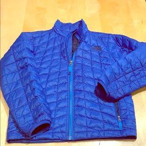 North Face Boys Puffy Coat